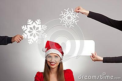 Christmass smile