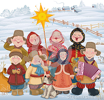 Free Christmastide In Russia Stock Photo - 27225400