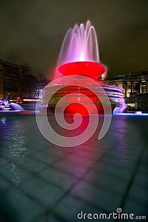 Free Christmastime At Trafalgar Square Stock Images - 22426464