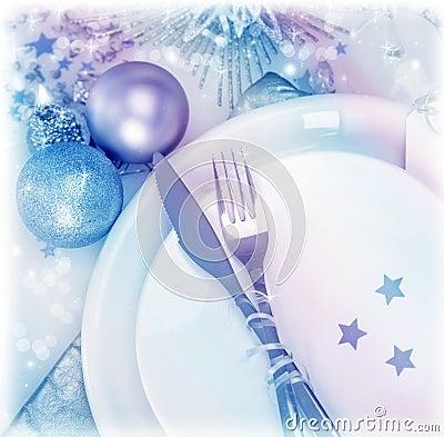 Free Christmastime Silverware Stock Photos - 35415333