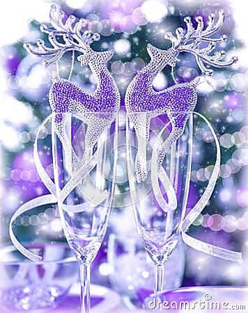 Free Christmastime Still Life Royalty Free Stock Image - 35579146