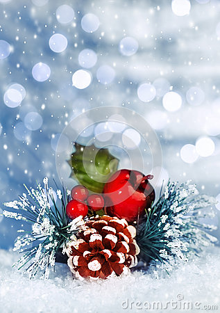 Free Christmastime Still Life Stock Images - 36126394