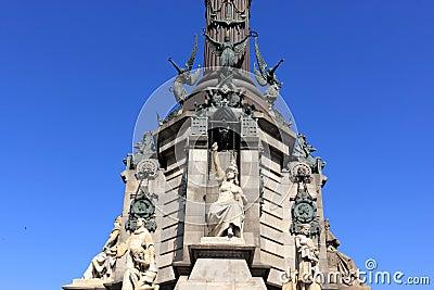 Christoffel Columbus Monument