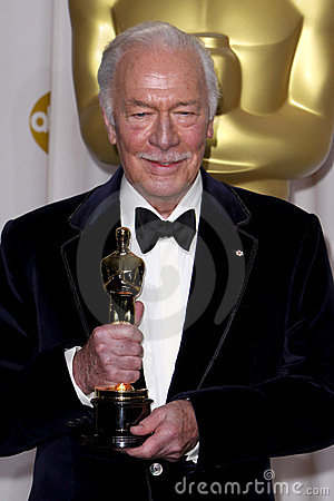 Christopher Plummer Editorial Photography