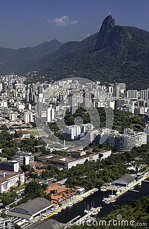 Christus de Verlosser - Rio de Janeiro - Brazilië