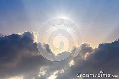 Christus in hemel