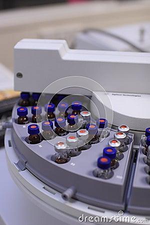 Chromatography Samples
