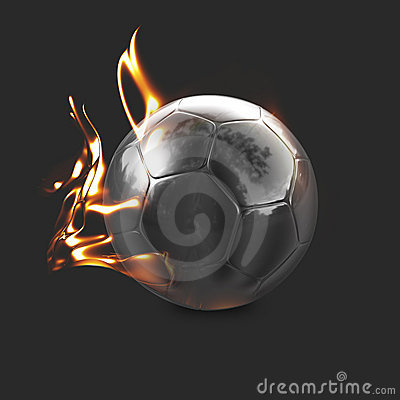 Chrome Fire Ball