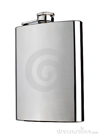 Chrome flask