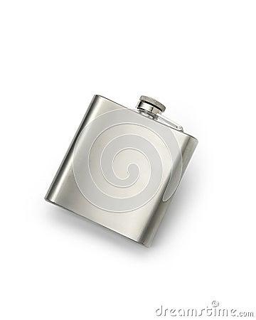 Chrome flask