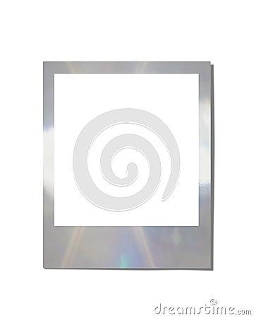 Chrome Instamatic frame