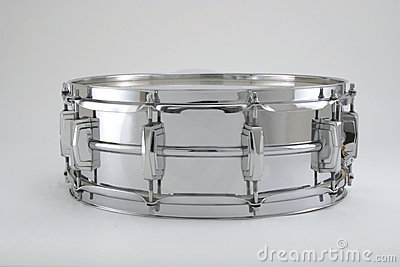 Chrome Snare Drum