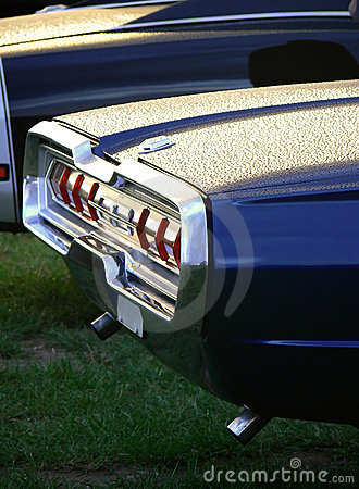 Chrome and Taillights