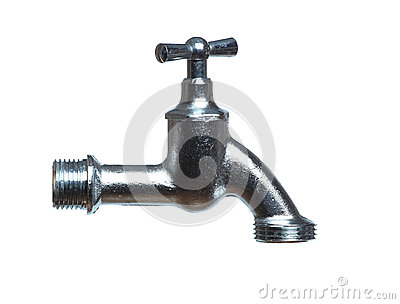 Chrome tap
