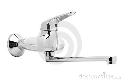 Chrome Water Tap