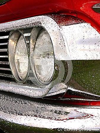 Chromed Headlights