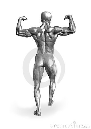 Chromeman_Body Builder