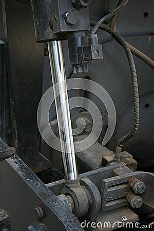 Сhromeplated piston