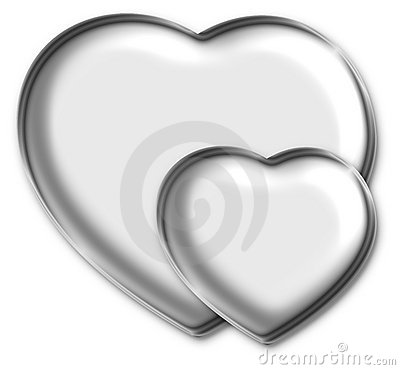 Chromium hearts