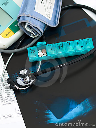 Free Chronic Medical Care Royalty Free Stock Photos - 4464698