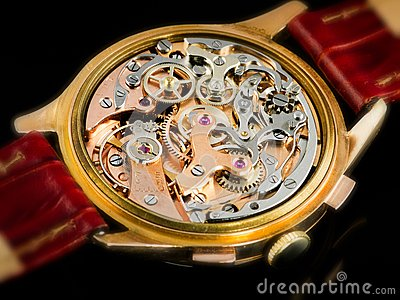 Chronographe Watch Movement - Valjoux 23