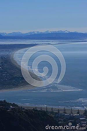 Chrustchurch Coastline