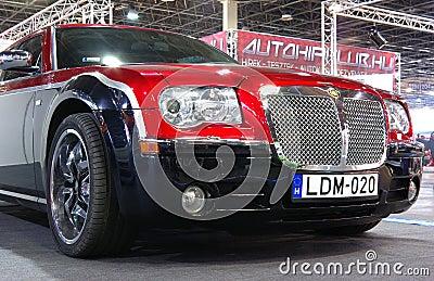 Chrysler 300c Editorial Image