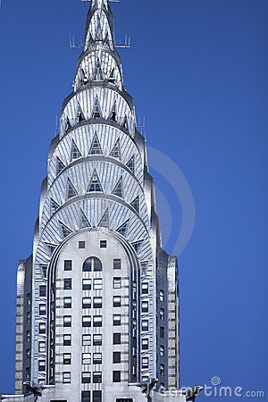 Free Chrysler Building Stock Photos - 2441843