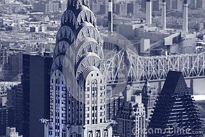 Chrysler building Editorial Photography