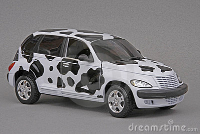 Chrysler PT Moo Cruiser