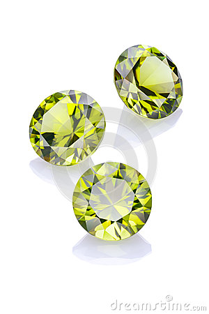 Free Chrysolite Stock Photography - 29205482