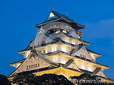 Château d Osaka