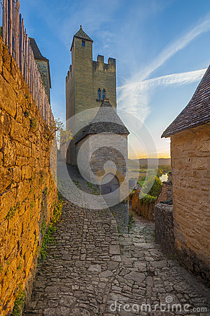 Château ou château de Beynac