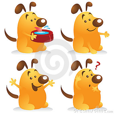 Chubby Dog Set