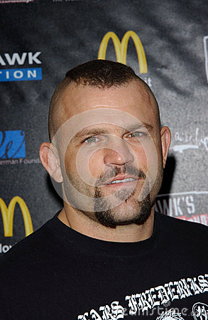 Chuck Liddell Editorial Photography