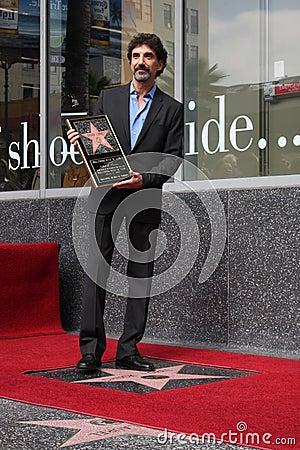 Chuck Lorre Editorial Image