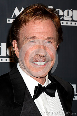 Chuck Norris Editorial Stock Photo
