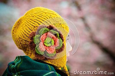 Chullo winter hat
