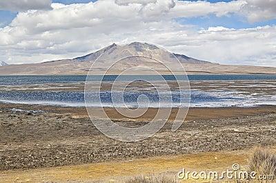 Chungar озеро