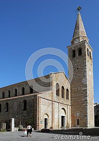 Churc (Basilica) of Sant Eufemia (Grado)