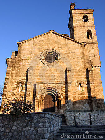 Santa Maria de Almocovar church