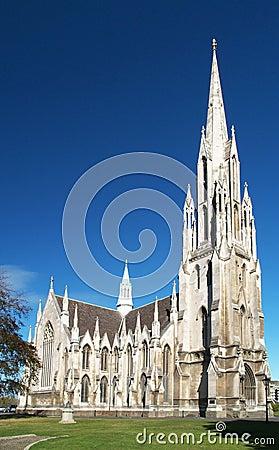 Free Church Royalty Free Stock Image - 25136826