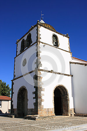 Portuguese Church tower