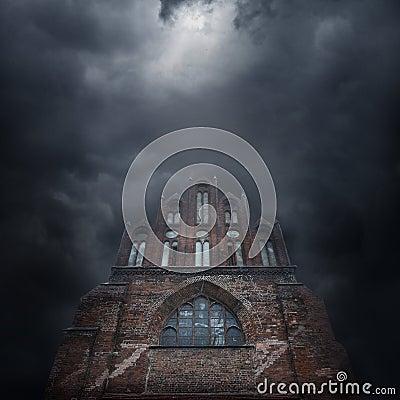 Free Church Stock Photography - 4832132