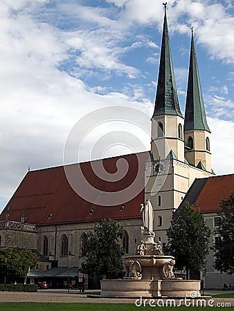 Church in Altötting