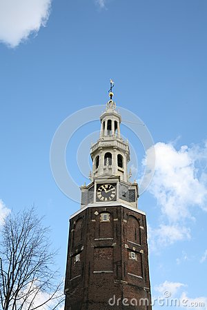 Church in Amsterdam, Netherlands