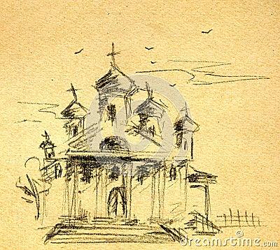 Free Church Artefact Stock Image - 2215271