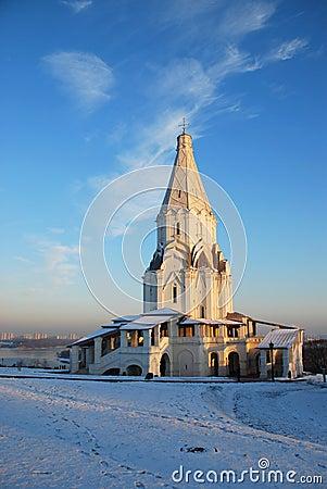 Church of the Ascension in Kolomenskoe