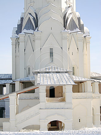 Church of the Ascension in Kolomenskoye, Moscow