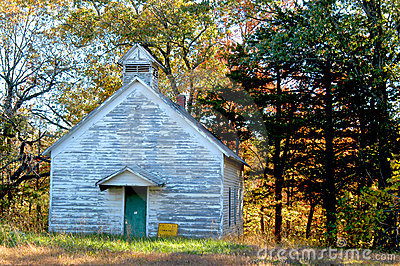 Church in the Backwoods